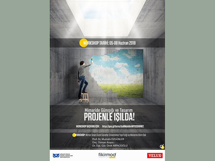 Mimaride Günışığı ve Tasarım: Projenle Işılda