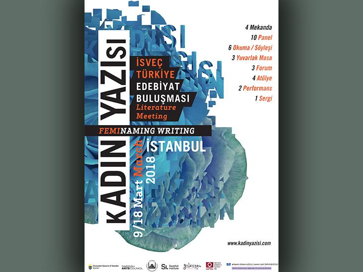 Türkiye-İsveç Edebiyat Buluşması: kADIN YAZIsı