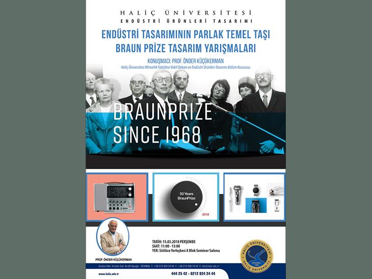 Endüstri Tasarımının Parlak Temel Taşı Braun Prize Tasarım Yarışmaları