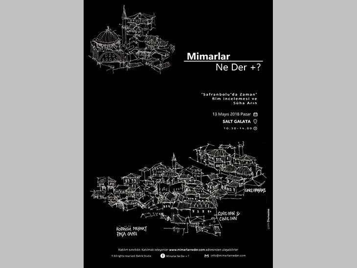 Mimarlar Ne Der + ? Safrabolu'da Zaman