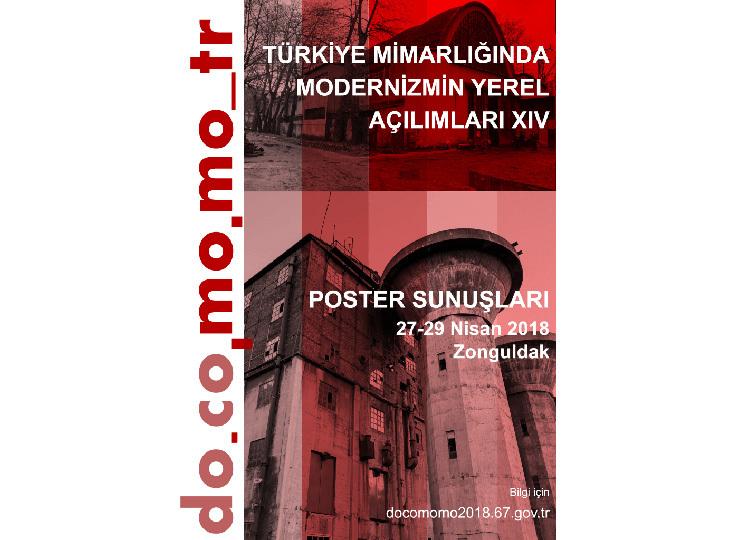 DOCOMOMO 2018: Türkiye Mimarlığında Modernizmin Yerel Açılımları XIV