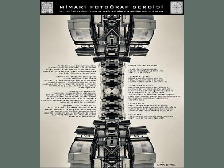 Mimari Fotoğraf Sergisi