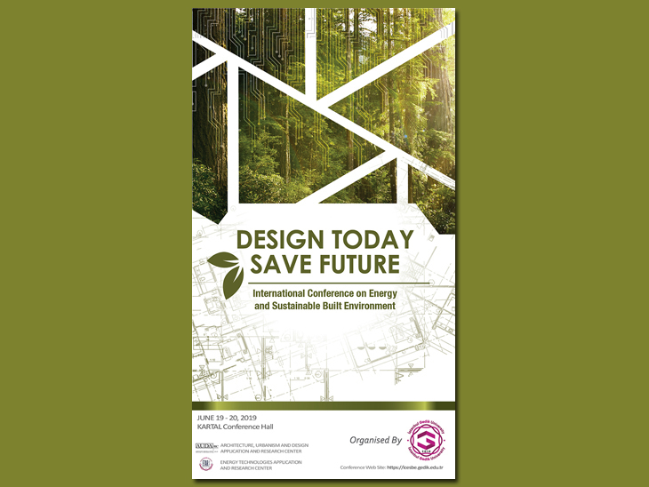 International Conference on Energy and Sustainable Built Environment  / Design Today, Save Future