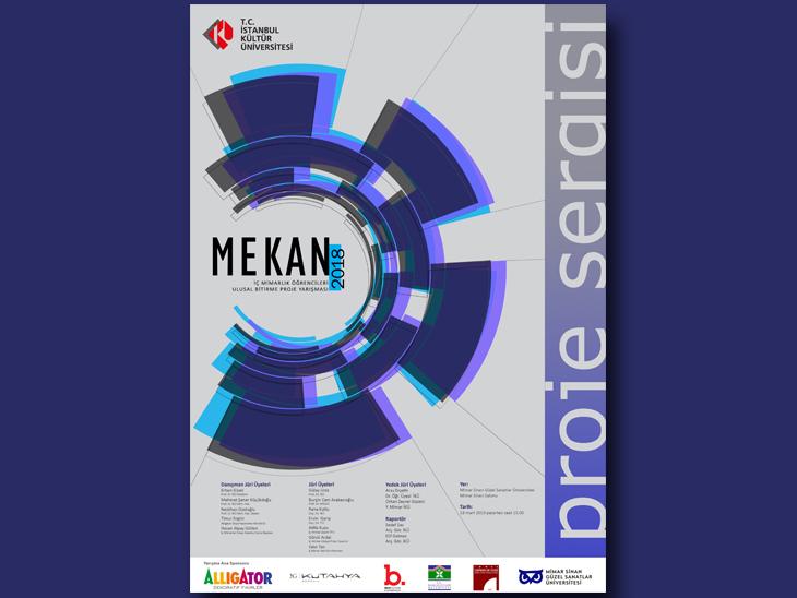 MEKAN2018 Sergisi