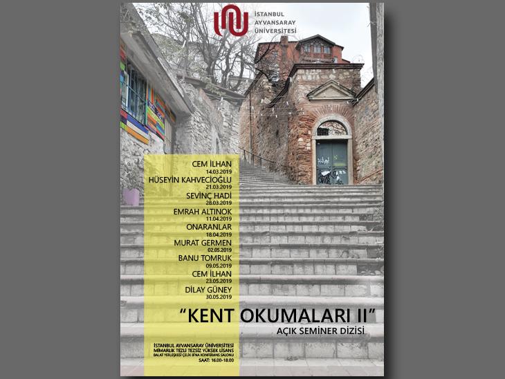 Kent Okumaları II