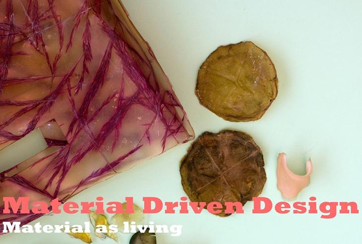 Biyolojik Malzeme Odaklı Tasarım | Material Driven Design