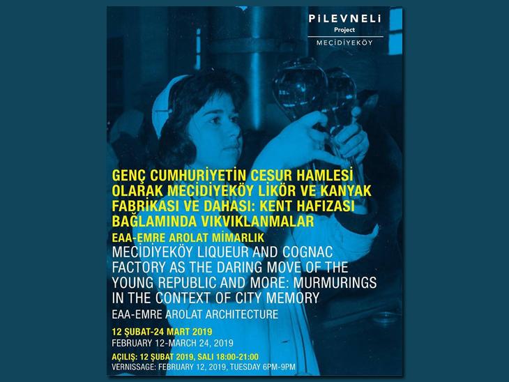 Genç Cumhuriyetin Cesur Hamlesi Olarak Mecidiyeköy Likör ve Kanyak Fabrikası ve Dahası: Kent Hafızası Bağlamında Vıkvıklanmalar