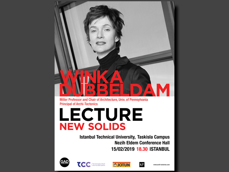 Winka Dubbeldam: New Solids