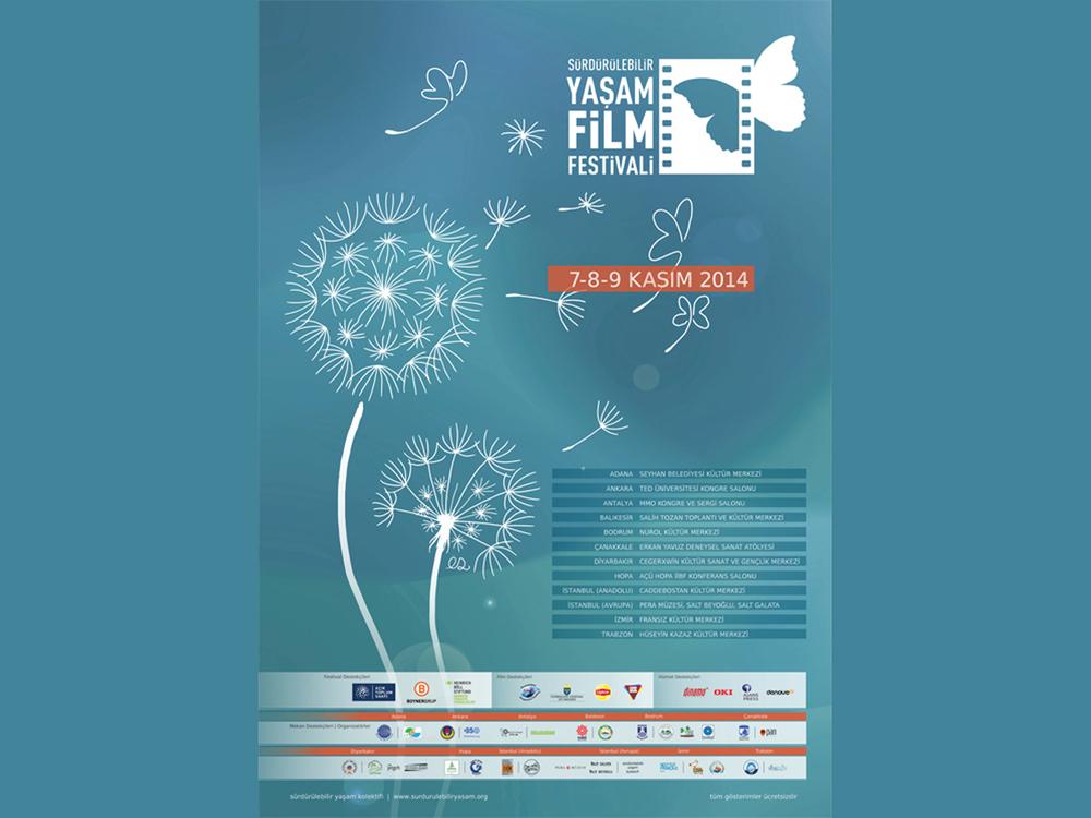 Bodrum Festivali 2014 Yaşam Film Festivali 2014