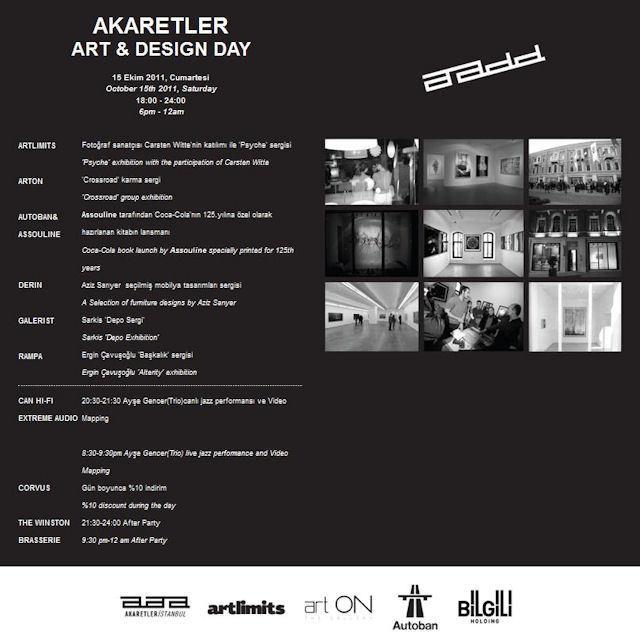 Akaretler Art&Design Day