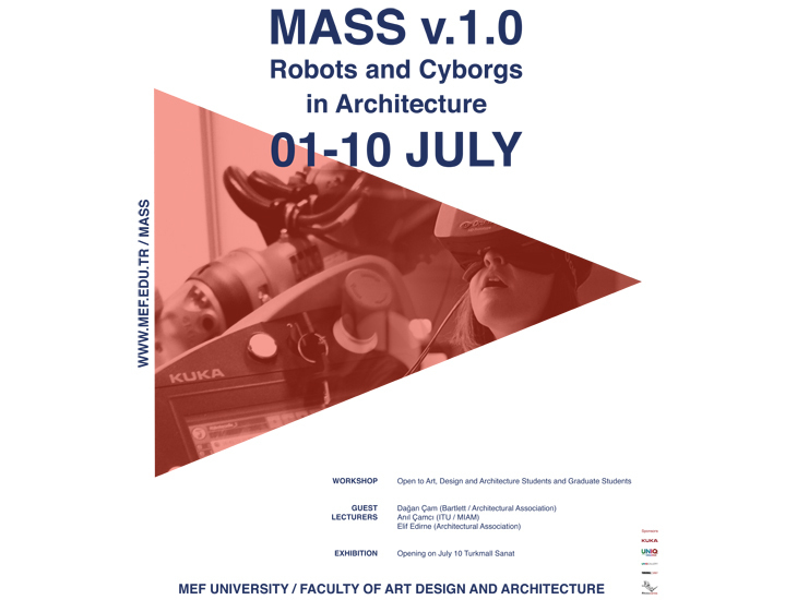 MASS v.1.0: Robots and Cyborgs in Architecture