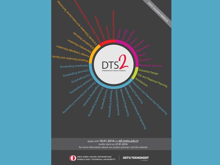 DTS - 2: Disiplinlerarası Tasarım Stüdyosu