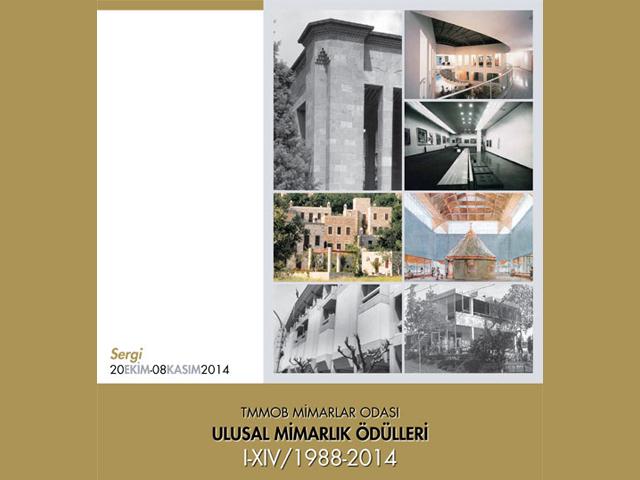 Ulusal Mimarlık Ödülleri Sergisi Retrospektif 1988-2014