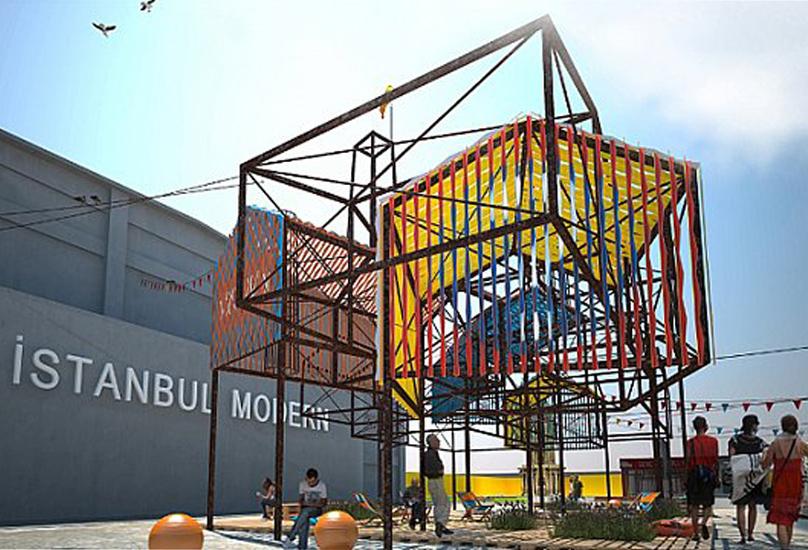 YAP İstanbul Modern: Yeni Mimarlık Programı
