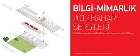 Bilgi-Mimarlık Bahar 2012 Sergi Açılışı ve Yuvarlak Masa Toplantısı