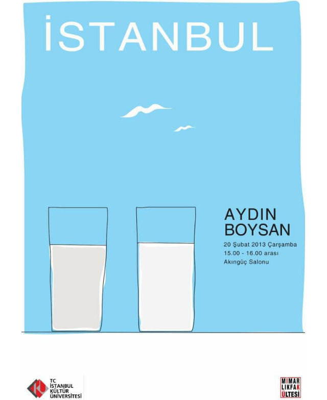 Aydın Boysan: İstanbul