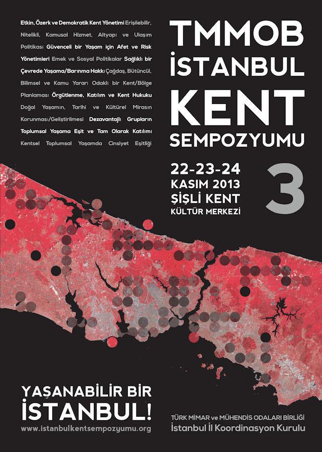 TMMOB III. İstanbul Kent Sempozyumu