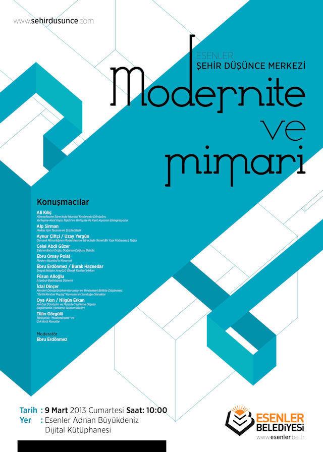 Modernite ve Mimari