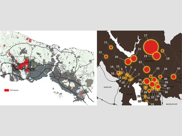 The Political Economy of Over-Urbanization: TOKİ as a State-led Spatial Fix Apparatus of the Post-2000 Era in Istanbul