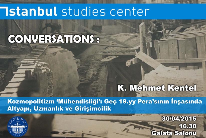 """Kozmopolitizm """"Mühendisliği"""": Geç 19. Yüzyıl Pera'sının İnşasında Altyapı, Uzmanlık ve Girişimcilik"""