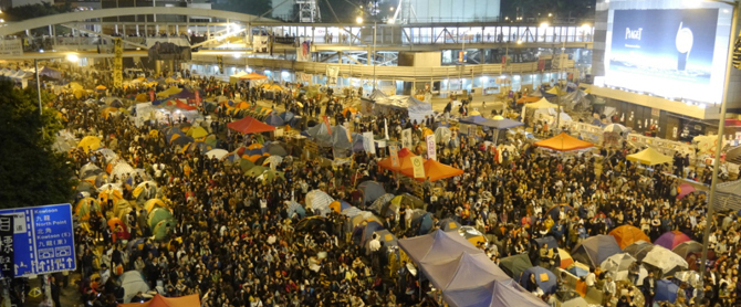 Taksim, Tahrir, Occupy & Co  Session 2: Visuality and Urban Space