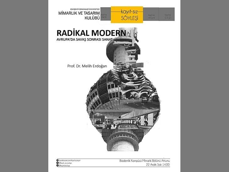 Radikal Modern; Avrupa'da Savaş Sonrası Sanat