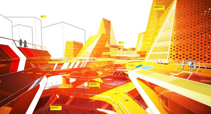 UCLA Mimarlık Okulu: Teknolojinin Sıvılaşması