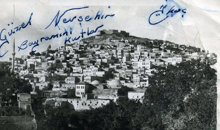 Nevşehir'e Ağıt