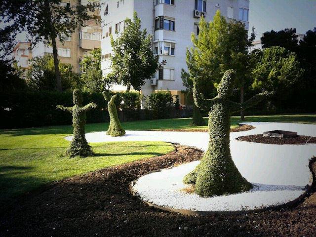 Park ve Bahçelerin Heyecanlı Müdürlüğü