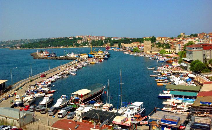 Karadeniz'de Atipik Bir Kent: Sinop