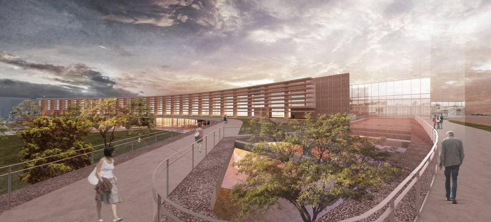 Yarışmayla Yapılamayan Manisa Belediyesi Hizmet Binası Projesi Tanıtıldı