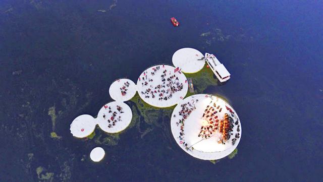 Yüzen Takımadalar: Archipelago di Ocno