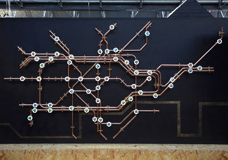 Üç Boyutlu Londra Haritası