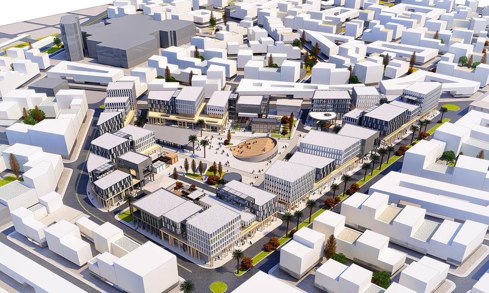 Sucuzade Mahallesi Kentsel Tasarım ve Proje Yarışması Sonuçlandı