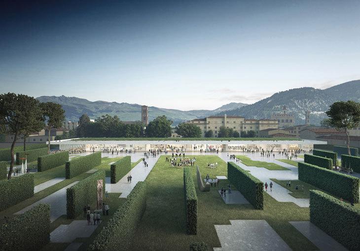 Prato Kent Parkı Yarışması'nı Kazanan Ekip Belli Oldu