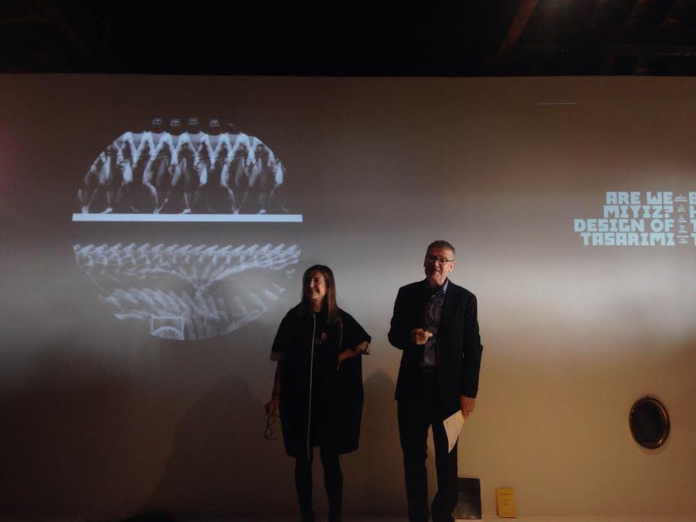 3. İstanbul Tasarım Bienali Basına Tanıtıldı