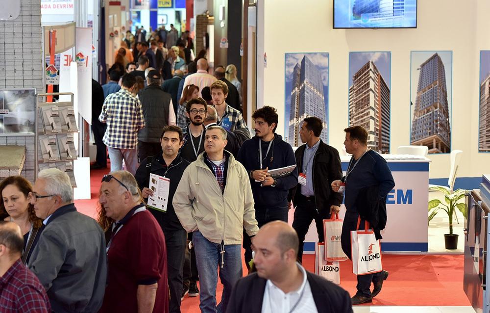Ege ve Akdeniz Bölgeleri Yapı Sektörü Temsilcileri İzmir'de Buluşuyor!