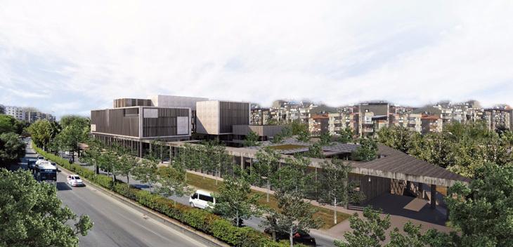 Efeler Belediyesi Hizmet Binası Yarışması Sonuçlandı
