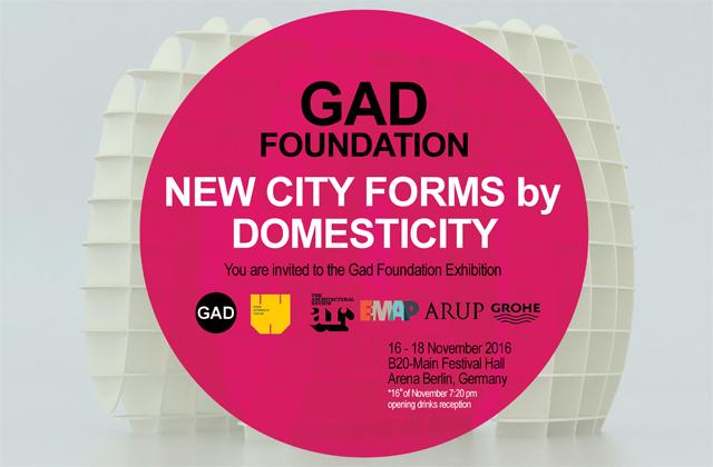 GAD Foundation Dünya Mimarlık Festivali'nde