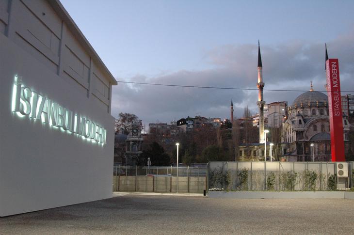 İstanbul Modern'in Yeni Müze Binasının 2019'da Açılması Planlanıyor