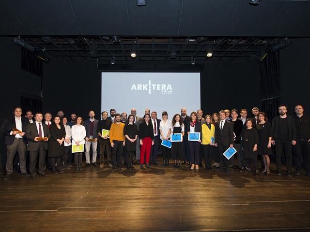 2016 Arkitera Ödülleri Sahiplerini Buldu