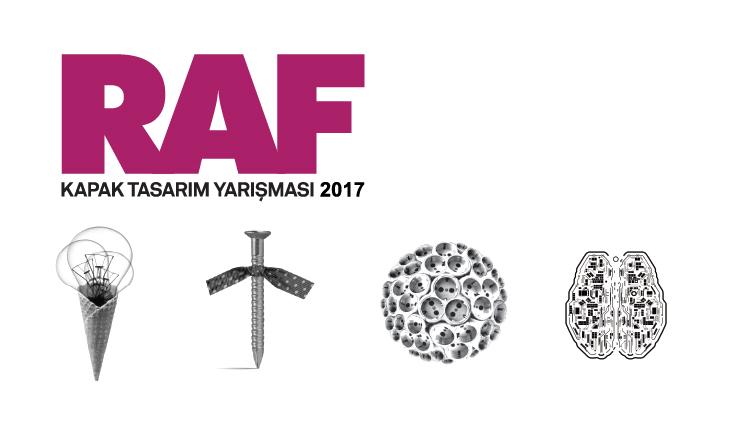 11. RAF Ürün Dergisi Kapak Tasarım Yarışması Sonuçlandı!
