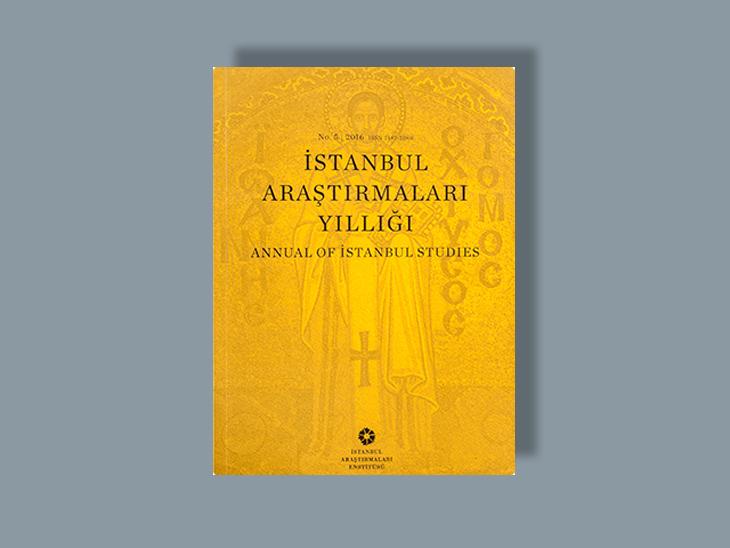 İstanbul Araştırmaları Yıllığı No.5