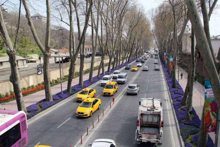 Dolmabahçe-Ortaköy Arasında Yer Altına İmar İzni Verildi