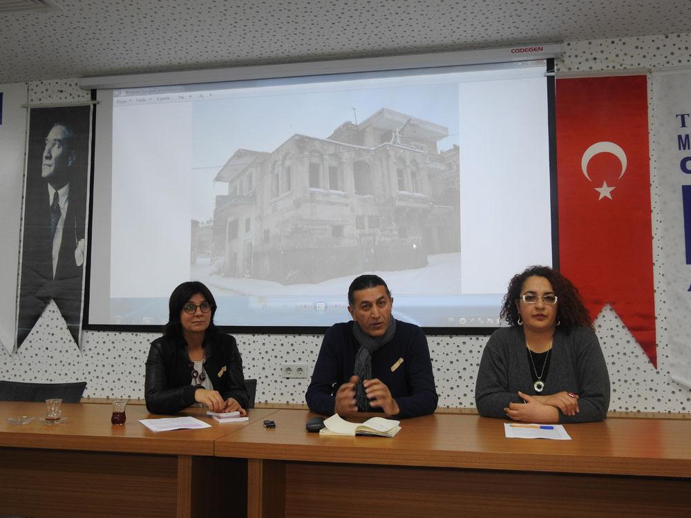 Basın Açıklaması: Nevşehir'de Tarih Kıyımına Devam Ediliyor