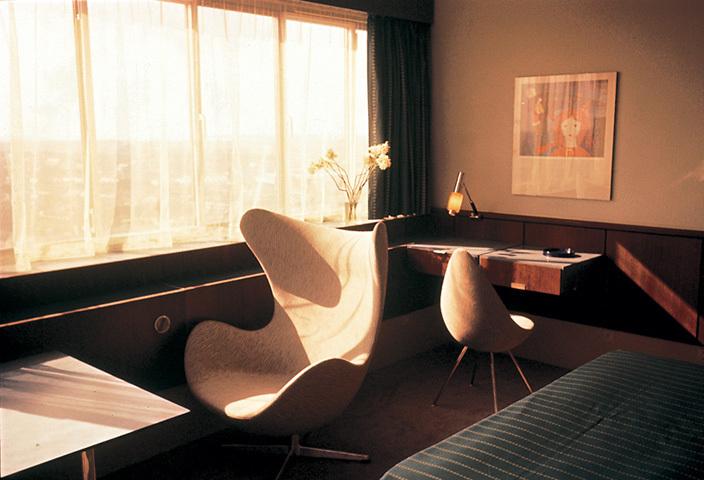 Zamanın Durduğu Otel Odası