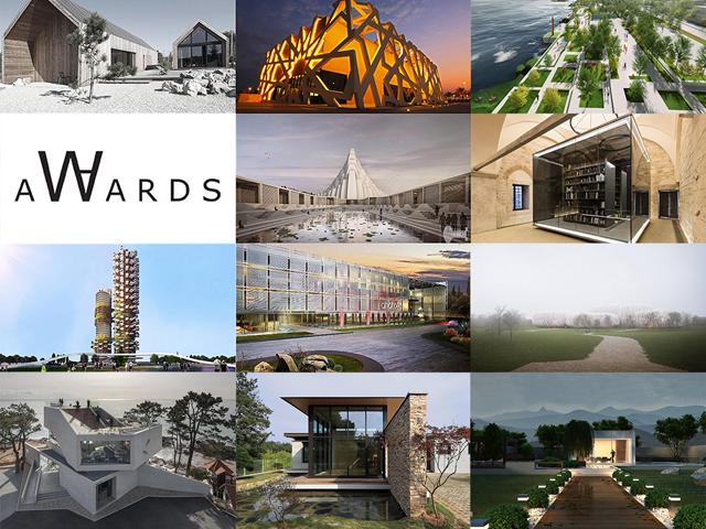 World Architecture Community 24. Dönem Ödülleri'nde Türkiye'den 6 Projeye Ödül