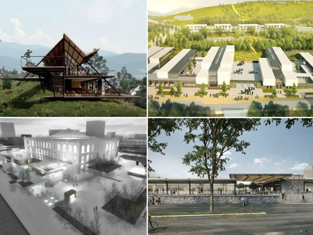 Turgut Cansever Ulusal Mimarlık Ödülleri 2017 Proje Dalı Sonuçlandı