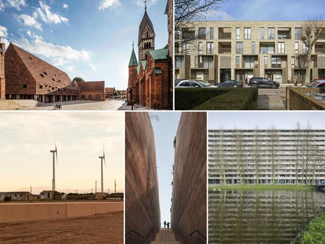 2017 Mies Ödülü İçin Finalist 5 Proje Açıklandı