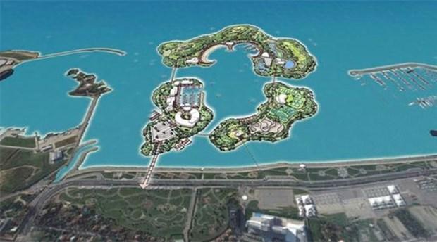 İstanbul'a, Deniz Doldurularak 3 Ada Yapılacak